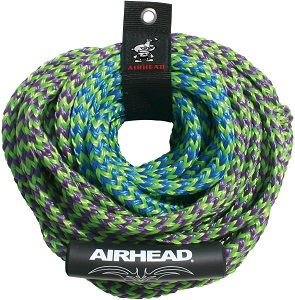 10. Airhead 2-Section Tow Ropes