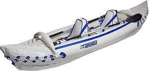 2. Sea Eagle 330 Pro 2 Person Inflatable Sport Kayak