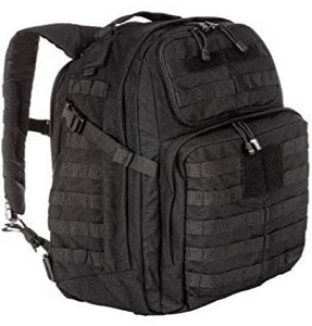 8. 5.11 TACTICAL RUSH24 MILITARY BACKPACK