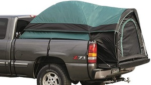 6. Guide Gear Compact Truck Tent