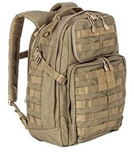 6. TACTICAL RUSH24 MILITARY BACKPACK