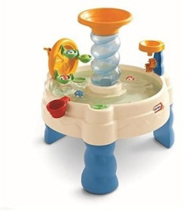 2. LITTLE TIKES SPIRALIN SEAS TABLE