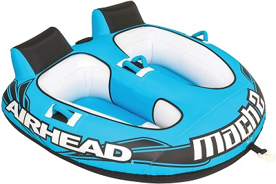 5. Airhead Mach | 1-3 Rider Towable Tube for Boating