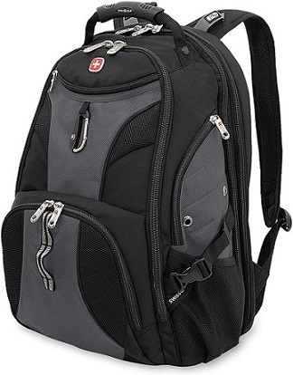 5.SWISSGEAR 1900 ScanSmart TSA Laptop Backpack