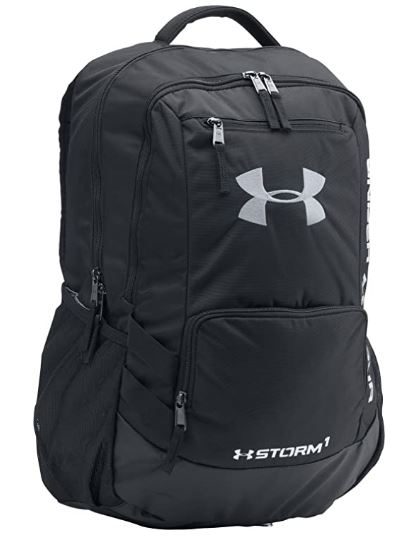 2. Under Armour Storm Hustle II Backpack
