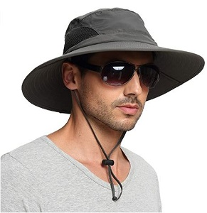 10. EINSKEY Sun Hat for Men