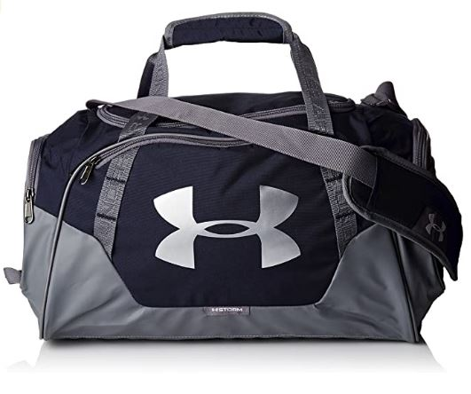 8. Under Armour Undeniable Duffle 3.0 Gym Bag