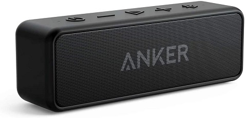 7. [Upgraded] Anker Soundcore 2 Portable Bluetooth