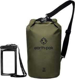 1. Earth Pak -Waterproof Dry Bag