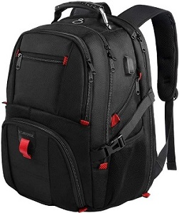 8. YOREPEK Travel Laptop backpack