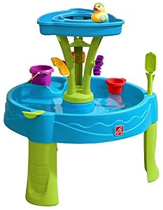 10. STEP 2 SUMMER SHOWERS WATER TABLE