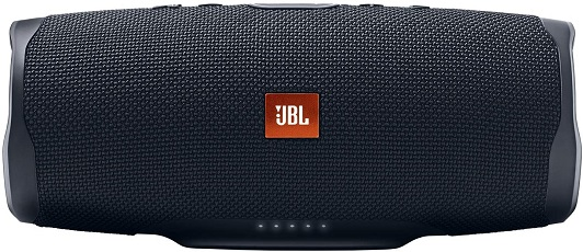 1. JBL Charge 4 - Waterproof Portable Bluetooth Speaker - Black