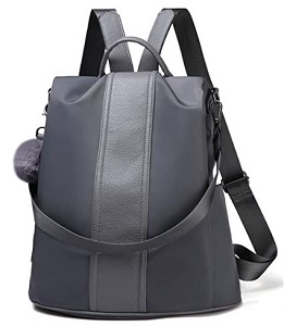 6. Pincnel travel purse backpack