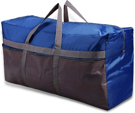 6. REDCAMP 96L Extra Large Duffle Bag Lightweight, Water Repellency Travel Duffle Bag