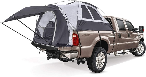 9. Pickup Truck Bed Camping Tent, Box Length with Front Awning