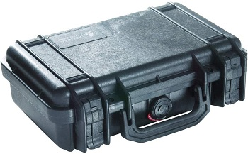 10. Pelican 1170 Case With Foam (Black)