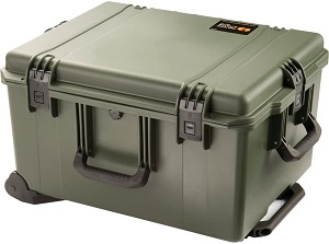 4. Pelican Storm iM2750 Case No Foam (OD Green)