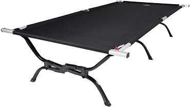 2. TETON Sports Outfitter XXL Camping Cot; Camping Cots