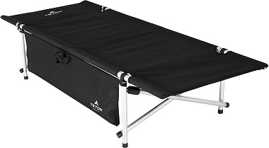 3. TETON Sports Somnia Lightweight Camp Cot