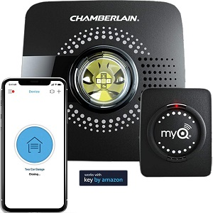 10. Chamberlain Group myQ Smart Garage Door Opener