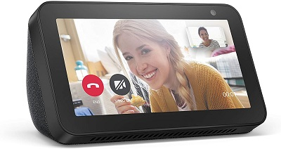 3. Echo Show 5 -- Smart display with Alexa – stay connected with video calling