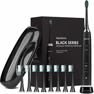 3. AquaSonic Whitening Toothbrush