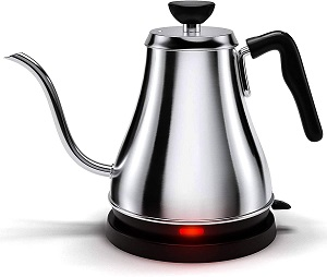 8. Willow and Everett Gooseneck kettle.