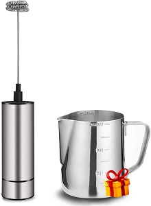 6. BaseCent Handheld Frother