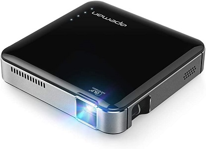 04. APEMAN M4 Mini Portable Projector
