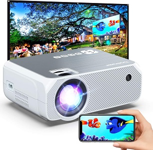 06. ViewSonic M1 Mini 1080p Portable LED Projector