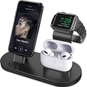 1. OLEBR 3 in 1 Charging Stand