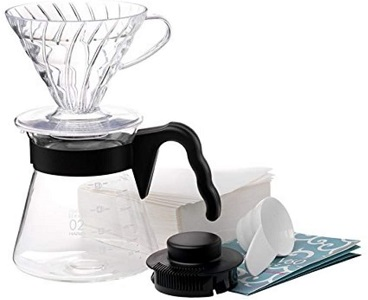 6. Hario Pour over Starter Set with Dripper