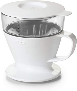 10. OXO Brew Pour Over Coffee Maker