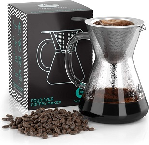 5. Pour-over Coffee Maker