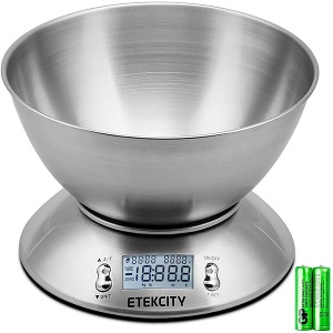 6. Etekcity Food Scale