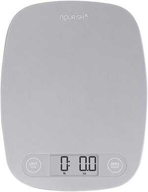 10. GreaterGoods Digital Food Kitchen Scale