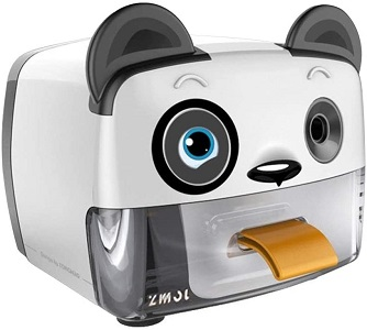 3. Electric Pencil Sharpener, Heavy Duty Helical Blade Sharpeners