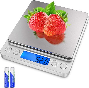 9. Powlaken Food Digital Kitchen Scale