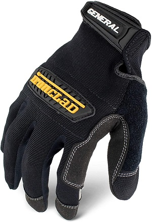 9.Ironclad General Utility Glove