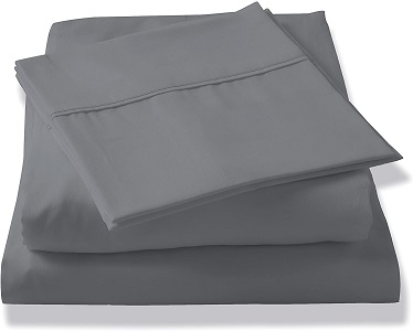 3. Brielle top 400 thread count sateen sheets