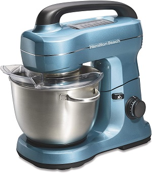 1: Hamilton Beach Electric Stand Mixer