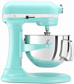 8: KitchenAid Professional 600 Stand Mixer 6 quart, Ice