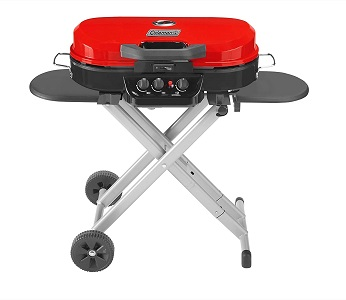 10: Coleman RoadTrip 285 Portable Stand-Up Propane Grill