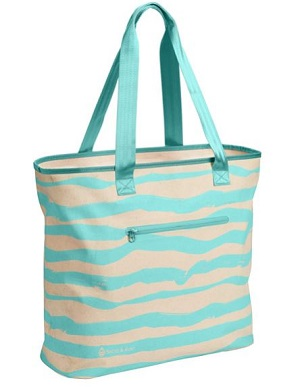7. FITFORT Ultra Durable Mesh Beach 34L Tote Bag for Women